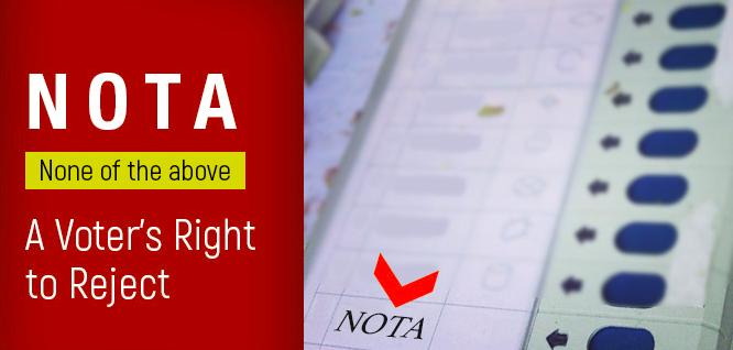Utility of NOTA