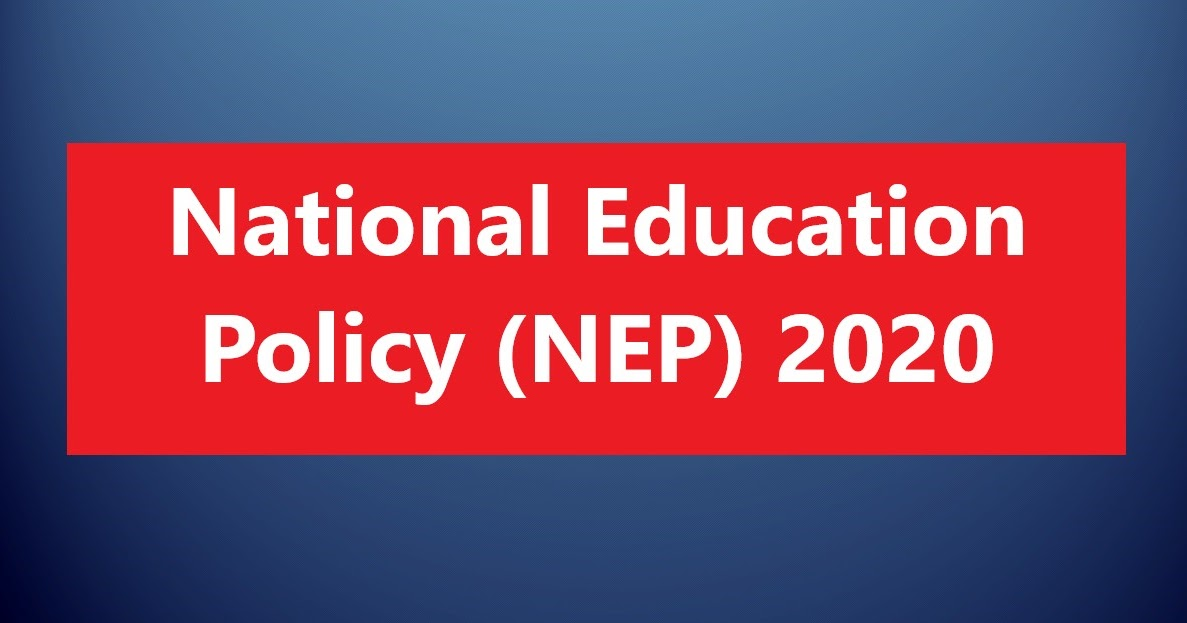 Highlights National Education Policy 2020