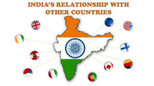 Foreign Relations and Indian Constitution.
